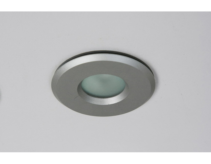 DL0008LED Round MR16 IP55 bathroom LED light (complete kit)