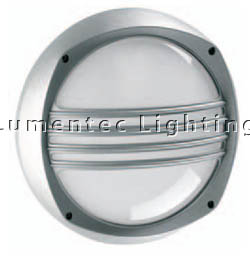 BLC0013 Lem Round Bunker Light with Grille Boluce