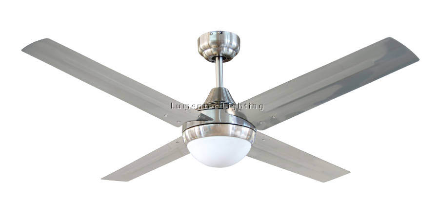 Cf0022 Harmony 48 1200mm Ceiling Fan 4x 304 Stainless