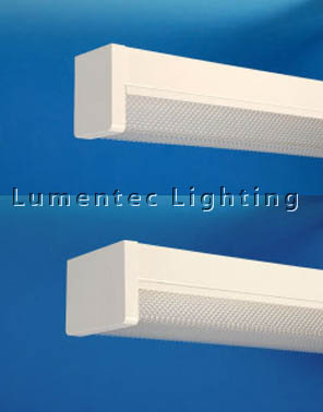 DMS0012 Covered T5 Batten Fluorescent Strip Light Domus