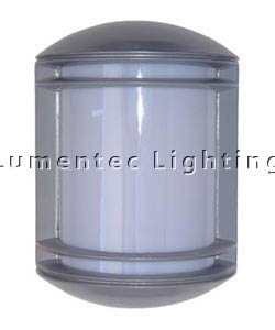 DMS0642 Cylindrical Outdoor Bunker Light Domus