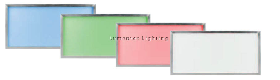 DMS0162 LED Panel Lights 306 RGB Wall Light in Red Domus