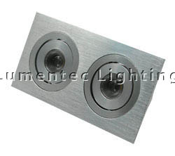 DMS0732 LED Puk Power 05 Recessed Light Domus Downlight