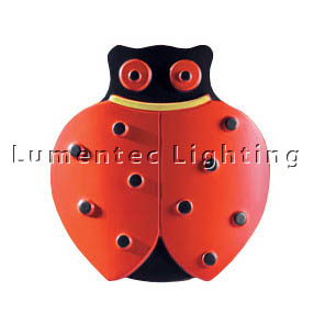 DMS0204 Life Ladybird Wall Sconce Domus