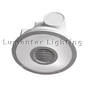 DMS0092 Round Exhaust Fan with Fluorescent Light Domus