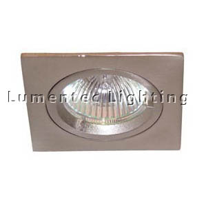 DMS0354 Square Fixed Recessed Light Domus Downlight