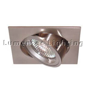 DMS0644 Square Gimbal Recessed Light Domus Downlight