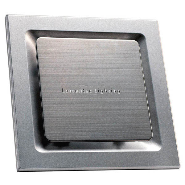 Ef0003 Ovation 200 8 Square Exhaust Fan Stainless