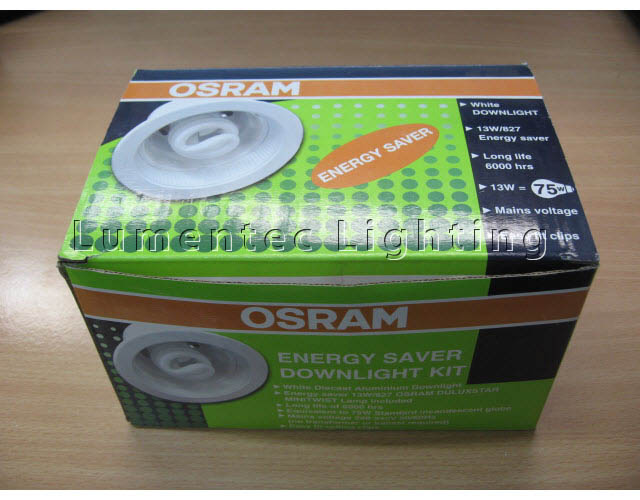 DL0013 Energy Saver Downlight Kit