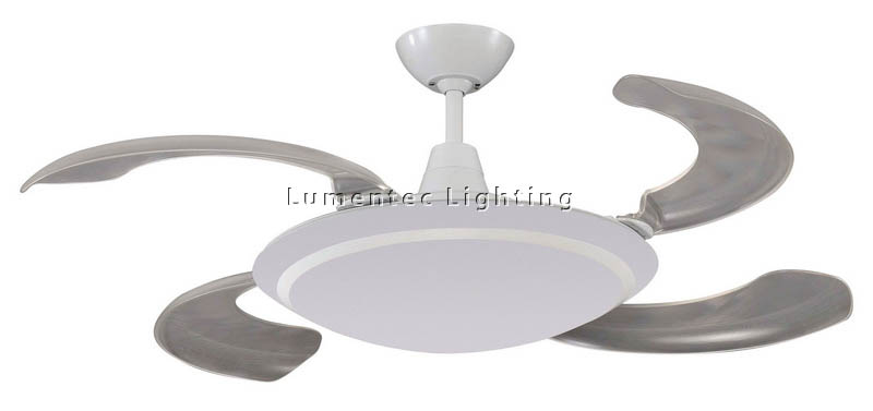 Cf0037 Wraptor Mini 4 Blade 955 Mm Retractable Ceiling Fan