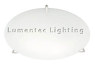 MER0849 Penta 2 Light Round Ceiling Flush Mount Fixture Mercator
