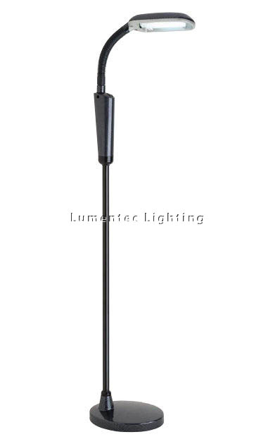MER0385 Pioneer One Light Floor Lamp Mercator