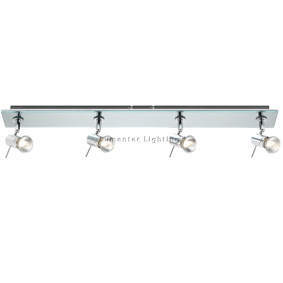 MER0310 Stellar Four Light Spotlight in Polished Chrome Mercator