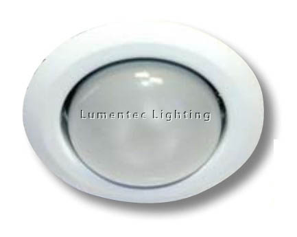ORL0801 EOS 15 Nuevo Energy Saving Downlight in White Oriel