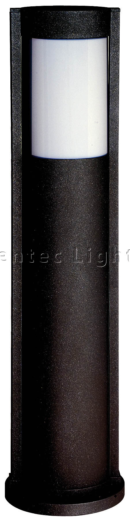 ORL0583 Oki Bollard Outdoor Light in Black Oriel