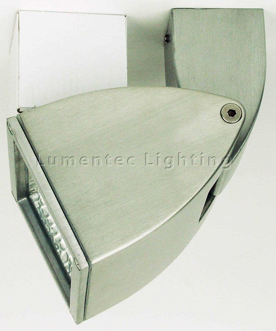 ORL0818 Viso Flood Light in Polished Aluminium Oriel