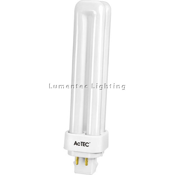 AC0038 PLC 18W Lamp Compact Fluorescent Bulb (set of 4 items)