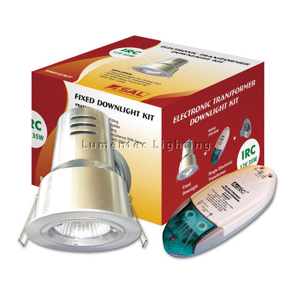 SUN0417 Downlight Recessed Lighting Kit Irc with Can S9001 CIM Sunny Lighting