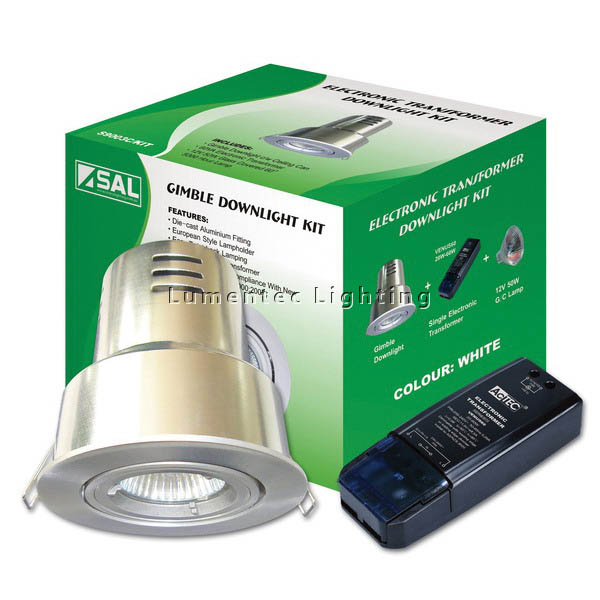 SUN0393 Downlight Recessed Lighting Kit Venus Can S9003 CV Sunny Lighting