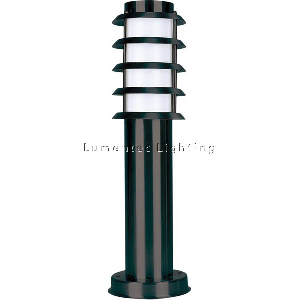 SUN0199 Murray I Bollard Light in Black SE7017 Sunny Lighting
