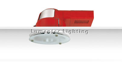 SUN0165 Uni PL Diamond Facetted Reflector Downlight with Dropped Frosted Glass Sunny Lighting