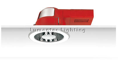 SUN0274 Uni PL Diamond Facetted Reflector Horizontal Downlight with Dress Ring Sunny Lighting