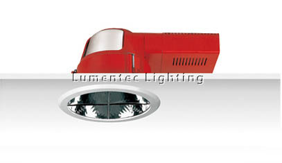 SUN0208 Uni PL Louvered Reflector Downlight with Dress Ring Sunny Lighting