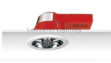 SUN0379 Uni PL Turbo Facetted Reflector Downlight with Dress Ring Sunny Lighting