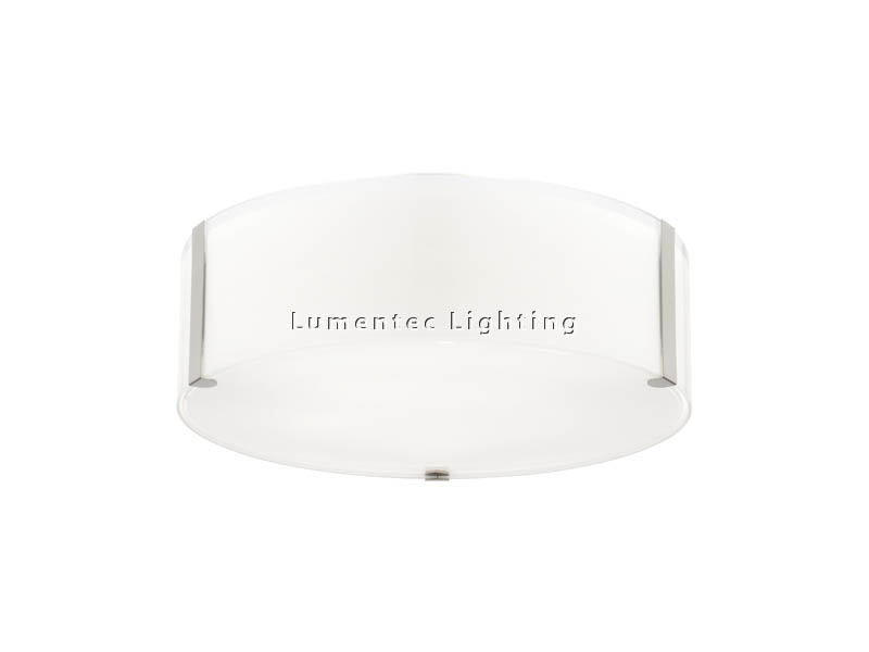 OL0013 Cougar Lighting	Eternity T5 Fluoro Ceiling Oyster Large 40W / Small 22W
