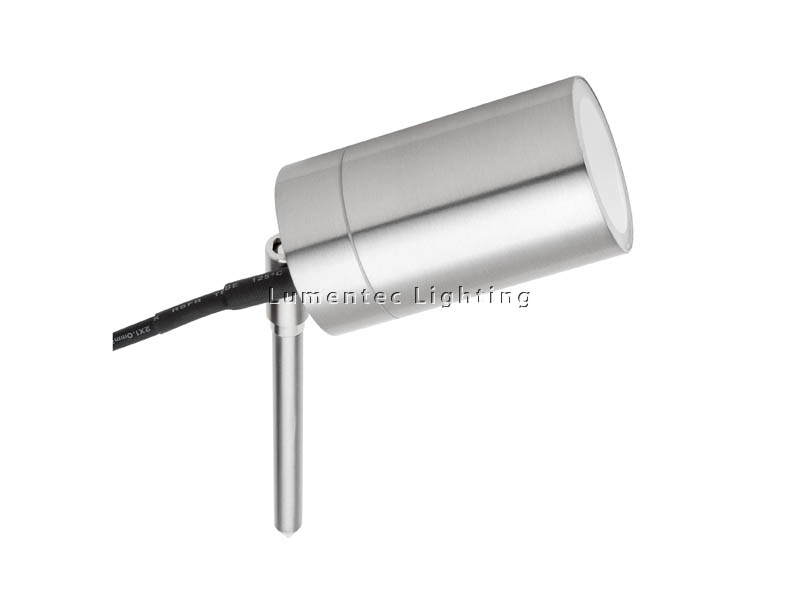 GL0030 Oslo spike Exterior Light in 304 or 316 Stainless Steel