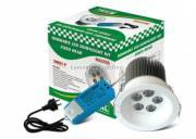 SUN0391 Master Dimmable Driver LED Lamp with Flex and Plug in Daylight Sunny Lighting